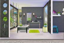 Salle De Bain (Sims 4)