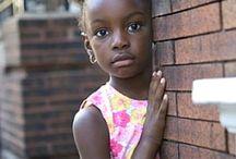 Black Girls / pint-sized cuteness