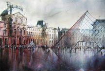 peintres français contemporains