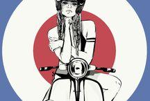 Dibujos e Ilustraciones II / by Zumodestrellas