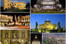 """Rome / Rome is a city and special comune in Italy. Rome is the capital of Italy and also of the homonymous province and of the region of Lazio. With 2.8 million residents in 1,285.3 km2 (496.3 sq mi), it is also the country's largest and most populated comune and fifth-most populous city in the European Union by population within city limits.  Rome is referred to as """"The Eternal City"""", a notion expressed by ancient Roman poets and writers.  #rome #italy #travel #holidays"""