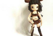 Crafts - CrochetDolls