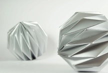 Origami / Shapes in paper / by Sharon Wilson