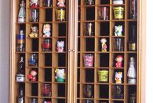 Shot Glass Displays / Shot Glass Display Cases are the perfect way to showcase a collection. When not in use, shot glasses can be enjoyed by the collector, and protected at the same time. A Shot Glass Display is a great Father's Day gift!
