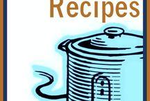 Crockpot recipes / by April Gammill