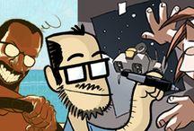 Álbumes y noticias Grafito Editorial Comic / Conoce todo sobre nuestras publicaciones de comic, nuestros autores y nuestras novedades editoriales.