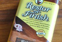 Restore, Refinish, Rejuvenate, Repurpose / by Amber Harrington McDowell