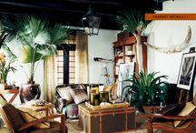 Belinda's sitting room / A few ideas in each image to think about - style/colours/mixing of patterns etc