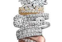 Wedding Rings / Here are some beautiful wedding rings we found on Pinterest...