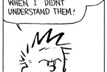 For the love of Calvin!