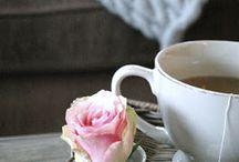 Restful Tea / Cozy, relaxing, inspiring, peaceful, restful tea