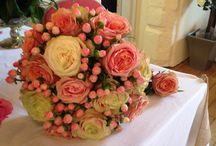 Stunning Corals / Coral themed weddings