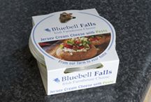 Our Products / Bluebell Falls goats cheese is available in all major retailers (SuperValu, Tesco and more) and good health stores. Our foodservice products are, among others, available from:  Pallas Foods La Rousse Foods Plassey Food