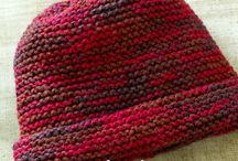 Knitted hat patterns