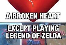 Zelda stuffs