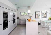 Contemporary Kitchen Private Residence, Enniskillen, Co Fermanagh / Greenhill Contemporary Kitchen