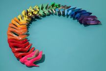 wear this:: ::shoes / shoes / by Kathleen Clay