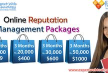 Online Reputation Management Packages / Are you looking for the best & affordable online reputation management packages. Expert Web Technology Provides Online Reputation Management Packages. http://www.expertwebtechnology.com/online-reputation-management-packages.html