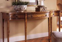 Traditional Walnut Furniture / For the Traditional Home Feeling and Longevity