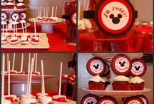 birthday party ideas / by Bea Alarcon