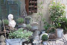 Franse/Engelse tuinen