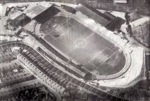 Old football grounds