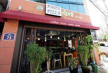 Northern Seoul restaurants (성북 area) / Restaurants in Seoul