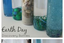 Science sensory bottles