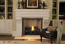 Lennox Merit Fireplaces / Lennox Merit Series Gas Fireplaces / by Fireplace Warehouse ETC