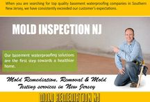 Mold Inspection NJ /  If you believe you may have mold growth in your home or workplace, you can hire a professional Mold Inspection NJ company to come out for an inspection of the premises. Check Out The Website http://waterproofingsouthjersey.com/mold-inspection-nj/ for more information on Mold Inspection NJ. Follow us : https://goo.gl/i5uVCE https://goo.gl/zjEMFz https://goo.gl/ZBwNZu https://goo.gl/IrRwfS https://goo.gl/0RF45A