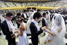 2,500 couples wed in 'Moonie' mass before Valentines Day