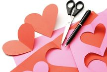 DIY Valentine's Day / Let your little cupid create these Valentine's Day Crafts for kids.  Check out Green Kid Crafts products on http://www.GreenKidCrafts.com