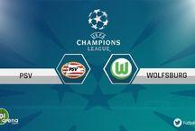PSV Wolfsburg maçı canlı izle