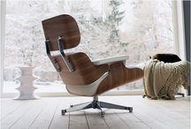 Interieur - Eames