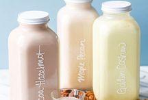 FOOD - Homemade Nut Milk