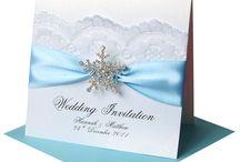 Blue Wedding Invitations / by InvitesWeddings