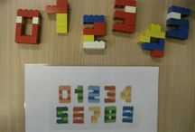 Cijfers/ lego