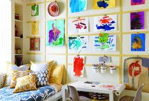 Declan's Room / by Joanna Kenney