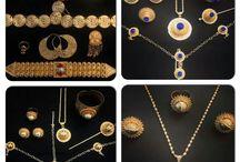 eritrean braids and jewelery
