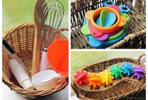 Play :: Discovery baskets/ Treasure baskets