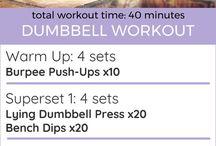 Push workouts