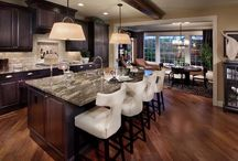 Kitchen remodeling ideas / by Corby Schmautz