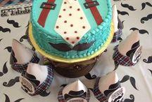 Jarrett's First Birthday / by Megan Ashlee Bowes
