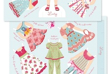 Doll paper