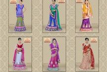 Roopam / Designer & Wedding Sarees - Are you looking for wedding or designer sarees? Surya Sarees brings an exclusive collection named Roopam of Indian wedding & designer sarees.