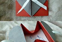 Box envelopes