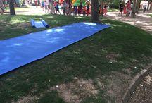 Fiestas de Griñón / Las fiestas patronales le dedicaron una parte a los peques con el parque infantil que se montó con actuación infantil incluida.
