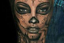 Tattoo Muerta