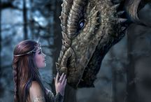 Fantasy beyond fairies / Mermaids and dragons and elves oh my