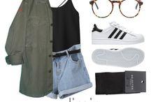outfit primavera/verão